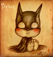 Baby Collection: Batman by SilentImagery