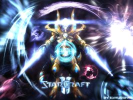 Starcraft 2 Wallpaper by EquilibriuMTR