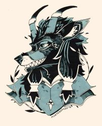 Ink by morteraphan