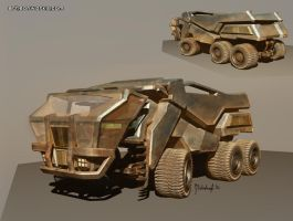 Truck concept by Eon-Works