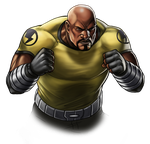 Canceled project - Luke Cage by Fan-the-little-demon