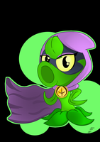 Green Shadow  by nuggetbird