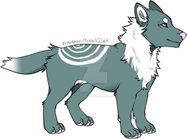 Wolf Adopt  CLOSED  by JohnCenas3rdNipple