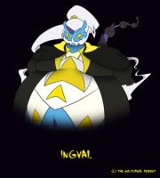 Ingval the Thundurus