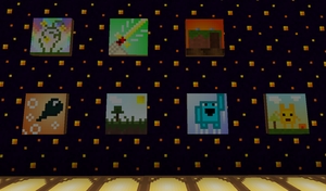 minecraft small pictures by qaau74E