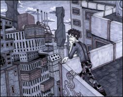 Rooftop by madbaumer37