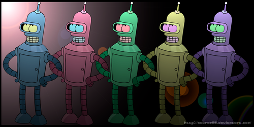 Bender's by Sauron88