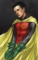 Damian Waynesday #3 by solusn