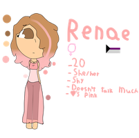 Renae (OC ref) by Glass-Clouds