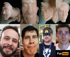 Funhaus Faces by JWBeyond