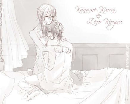 Angsty sketch based on fanfic by Sagakure