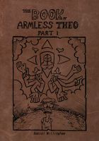 Book of Armless Theo cover by stinkywigfiddle