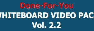 DFY Whiteboard Video Pack 2.0 Review by ludamoqa