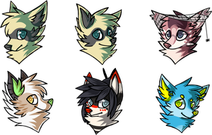 headshots by Axactey