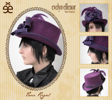 True Regal Top Hat by evelynellenor