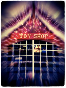 Toy Shop Explosion by s-c-w