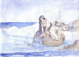 Uinen, the Lady of the Seas by Kethwyn2013