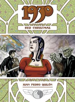 1930 Red Christmas by JuanPei
