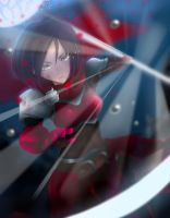 Ruby Rose by Ivorgarde