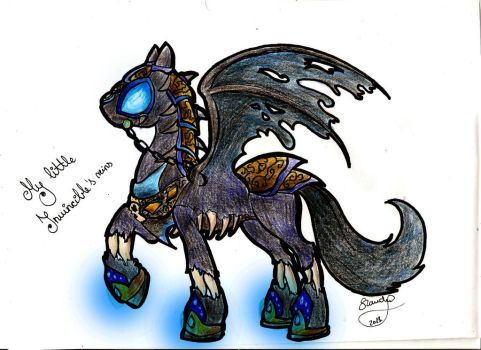 My litle Invincible's Reins *-* by Porcicca