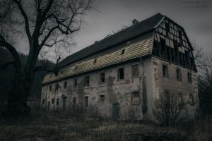 House of the witch by C-Asepsis
