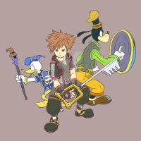 trio KH by Usuin