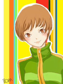 Chie-chan by Dark--chan