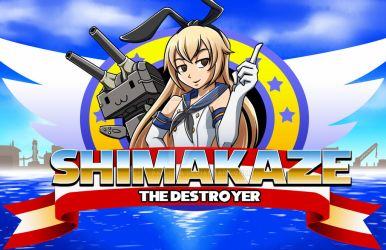 Shimakaze The Destroyer by a-bad-idea