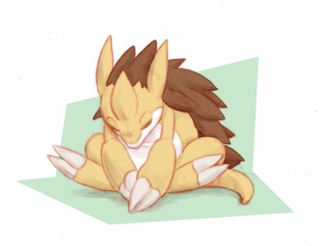 028 Sandslash by xXRaitheXx