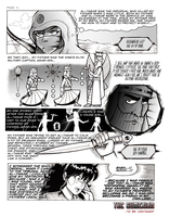THE SUMERIAN  PAGE 4 by DLNorton