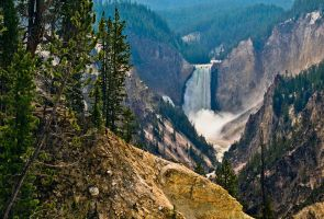 Classic Yellowstone by darkhorse11