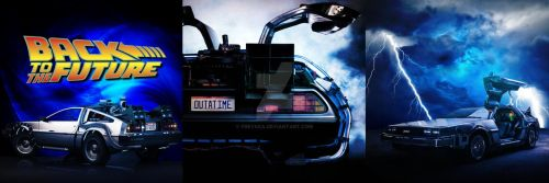 Back To The Future by freyaka