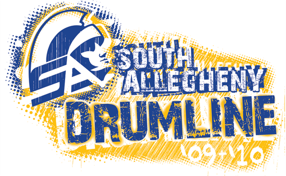 Drumline Shirts '10 by jsandmeyer