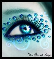 Sapphire Eye by Slow-Chemical-Design