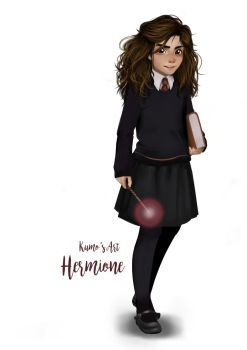 Hermione by Kumito93