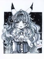 Marker commission for Mystery Tian by Inntary