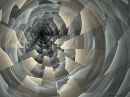 Tunnel Through Time by TropicalFractals