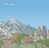 Colorado by discogangsta