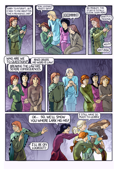 The Veligent Page 83 Color by Reptangle