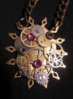 'Watchworks' pendant by Space-Invader