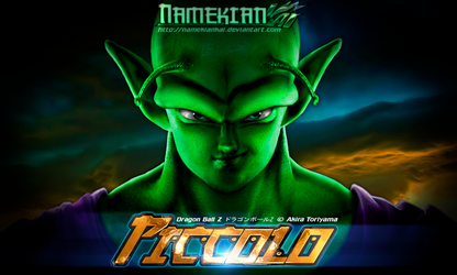 Piccolo San ALIVE - revisited by NamekianKAI