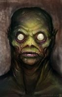 Innsmouth Citizen by noistromo