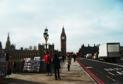 I see london by Cecilrac