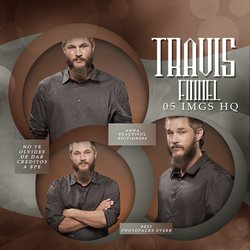 Photopack 12576 - Travis Fimmel by southsidepngs