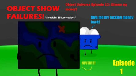OSF Episode 1: OU Finale: Gimme my money by MikeTheKoopaWarrior