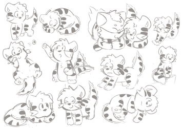 Cats by smlie1