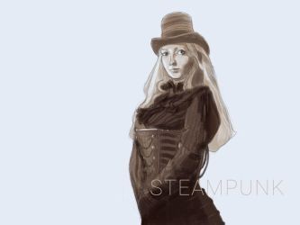 Steampunk by grenader1