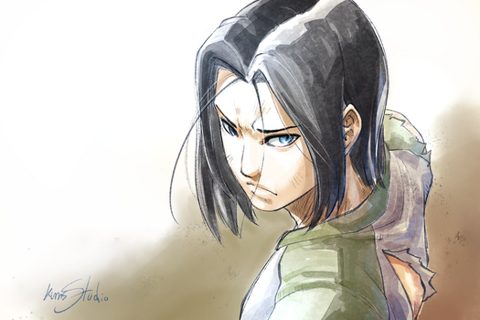 Android 17 by Kumsmkii