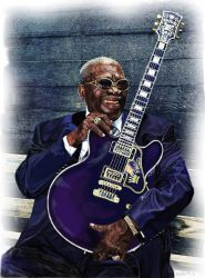 King of the Blues by pitbulllady