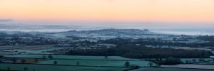 Wiltshire Sunrise by PeteLatham